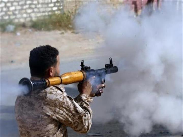 """利比亞""""國民軍""""在利南部打死12名武裝分子"""
