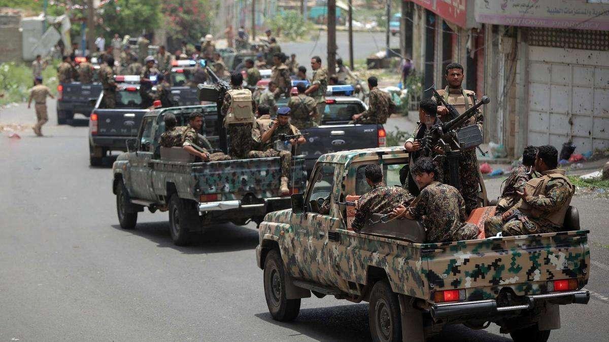 也門胡塞武裝説對沙特境內目標實施攻擊
