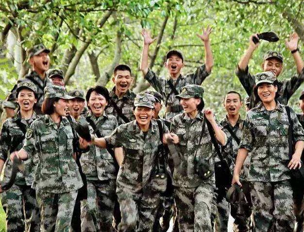軍營,我無悔的選擇——一名大學生士兵的從軍感受