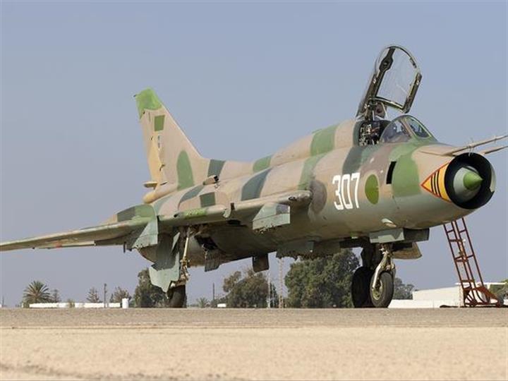 一架敘利亞軍機在敘北部被擊落