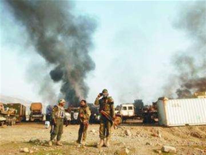 緬甸曼德勒省一所軍校遭武裝襲擊 造成1死1傷