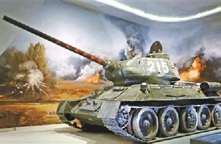 """215號坦克:生動詮釋""""絕地反擊"""""""