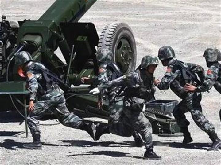 """新疆昌吉軍分區劃出""""硬杠杠""""立起備戰打仗鮮明導向"""