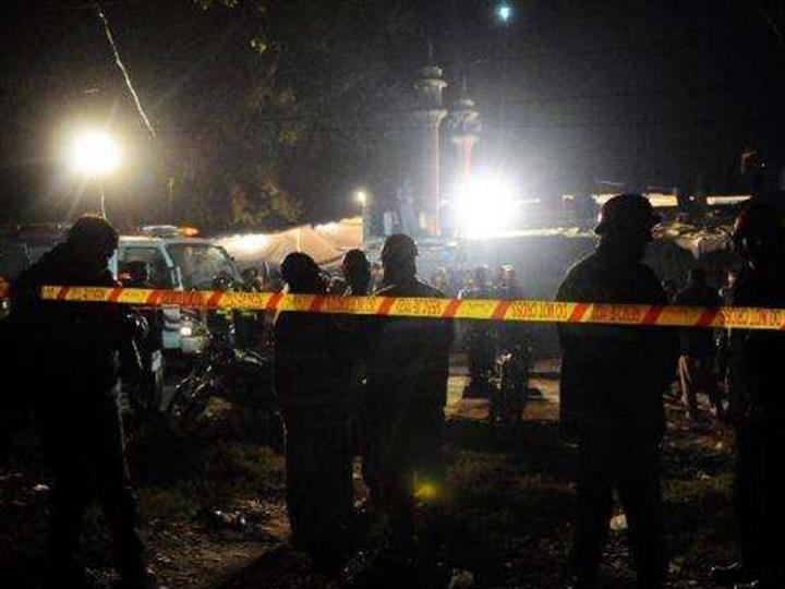 巴基斯坦一清真寺發生爆炸致5死15傷