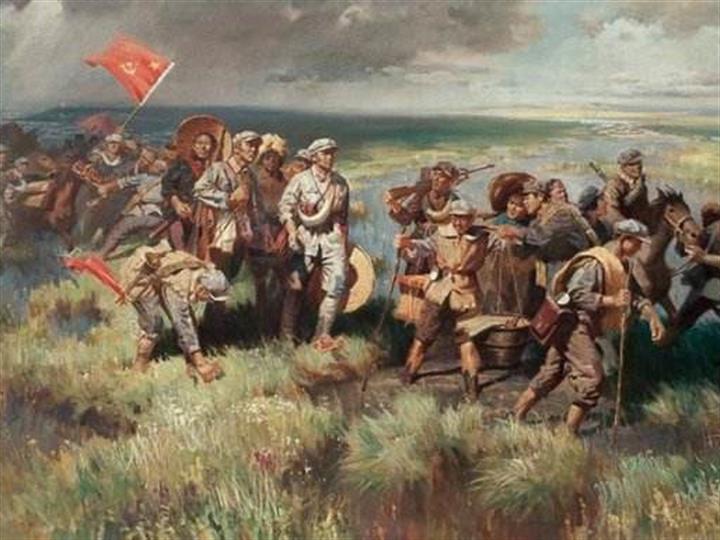 攻克臘子口天險 打通紅軍北上通道