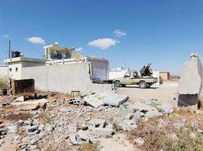利比亞南部城市邁爾祖格武裝衝突致大量平民傷亡