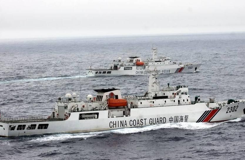 中國海警局開展北太平洋公海漁業執法巡航