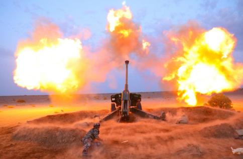 陸軍某海防旅千裏機動實施跨晝夜實彈戰術演練