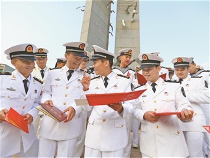 新型海軍士官人才方陣加速成長
