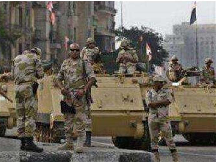 埃及安全部隊打死11名恐怖分子