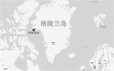 """銳讀丨圖勒空軍基地:五角大樓""""洲際導彈之眼"""""""