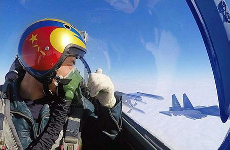 空軍航空兵某旅牢記初心使命提高打贏能力記事