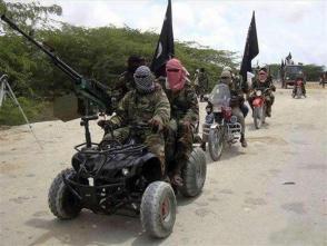 """索馬裏政府軍和""""青年黨""""武裝發生激戰9人死亡"""