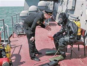 俄大力改進潛艇救援訓練