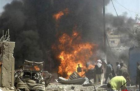 敘利亞北部爆炸致多人死傷