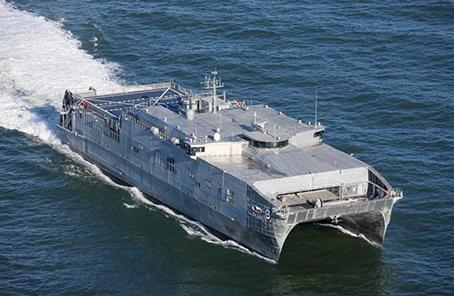 美軍最快遠徵運輸艦進入黑海 俄軍立即派艦監視
