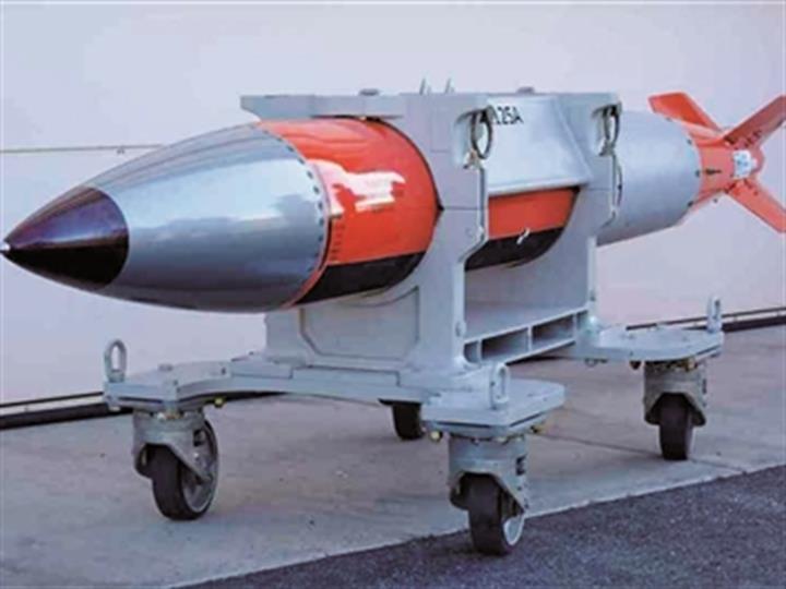 美B61核彈升級計劃受阻
