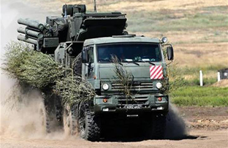 深入敵後炸毀巡航導彈:俄特種兵演練破襲戰