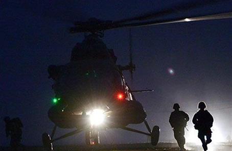 第七十九集團軍某旅強化體係融合錘煉夜間作戰能力