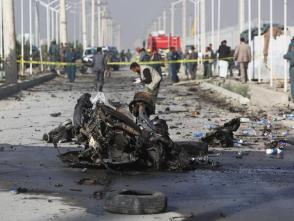 阿富汗首都遭爆炸襲擊 目前傷亡不明