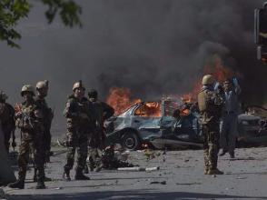阿富汗東部總統競選集會遭襲致死24人