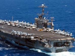 """美軍將在""""無航母""""情況下部署航母戰鬥群"""