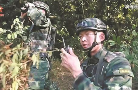 武警廣東總隊執勤第三支隊實戰化演練見聞