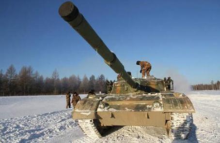 軍事科學院某研究所軍需用品寒區試驗見聞