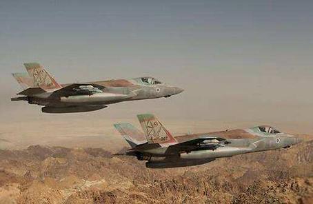 以色列宣布組建第二個F-35戰機中隊