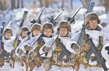 冰天雪地裏,一支軍隊行軍的啟示