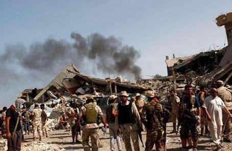 俄羅斯表示希望利比亞衝突各方維持停火