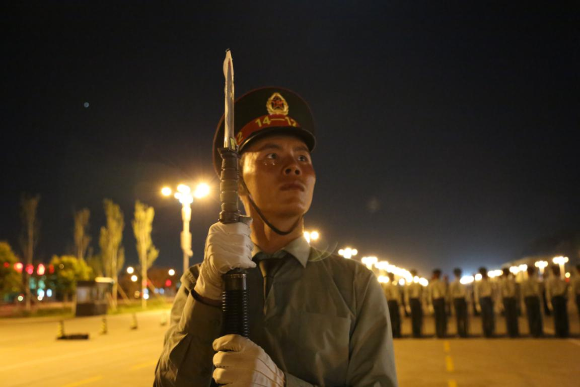 羌族戰士馮維:人生因拼搏而精彩