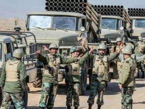阿富汗安全部隊打死5名塔利班武裝分子