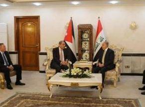 伊拉克和約旦外長討論緩和地區緊張局勢等問題