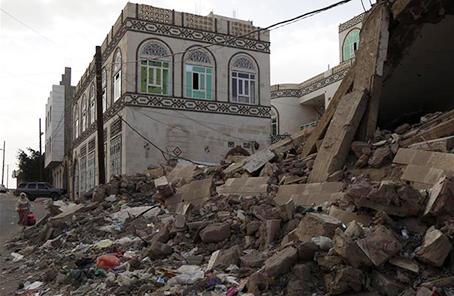 聯合國官員説也門北部遭襲31名平民死亡