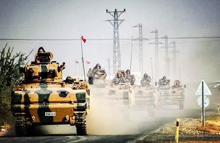 """埃爾多安:土耳其""""無意入侵或吞並敘利亞"""""""