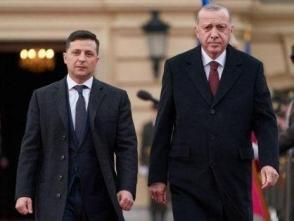 土耳其高調援助烏克蘭的背後