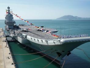 海軍山東艦疫情防控緊抓不放 訓練試驗工作穩步推進