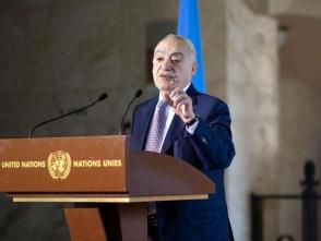 利比亞聯合軍事委員會第二輪會談在日內瓦開始舉行
