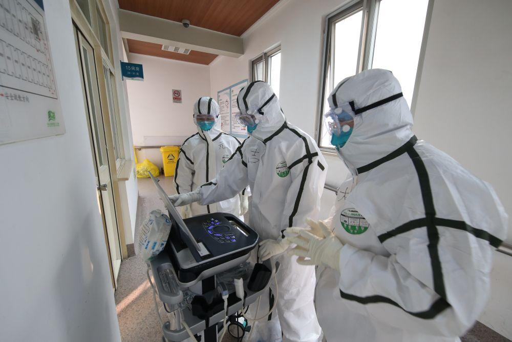 解放軍總醫院第五醫學中心全力救治新冠肺炎危重患者
