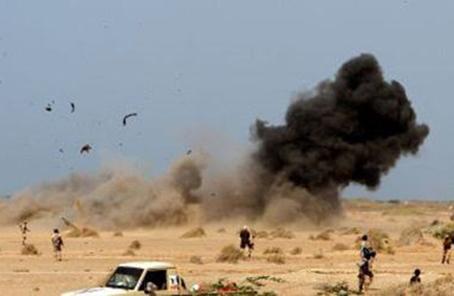 也門政府軍引爆1500余枚地雷