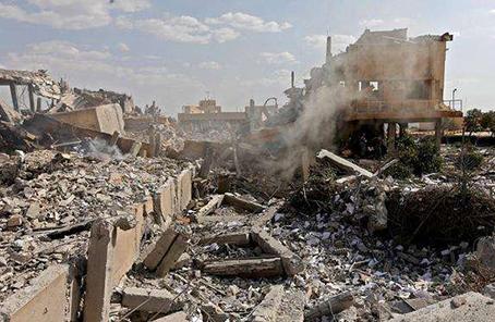 德法土三國領導人通電話討論敘利亞局勢