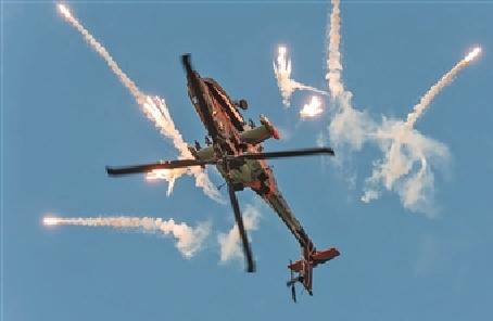 直升機戰場生存指南