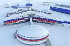 俄北極基地接入軍用互聯網
