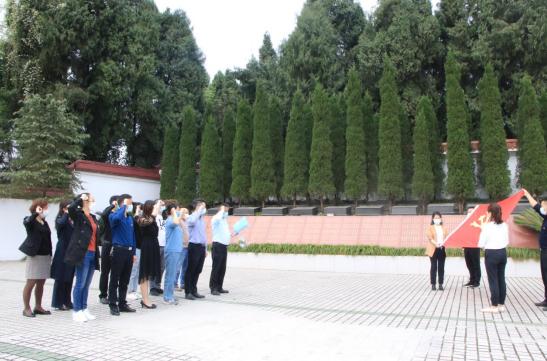 簡陽市退役軍人事務局多措並舉祭英烈