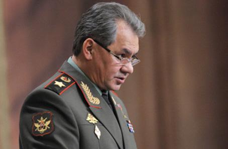 俄羅斯國防部長紹伊古説俄軍已經做好抗疫準備