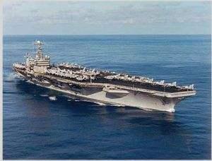 疫情困擾美國海軍 航母風波波及高層