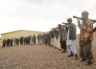 阿富汗政府釋放首批塔利班在押人員