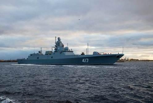 """應對北約威脅 俄新艦要在黑海""""安家"""""""