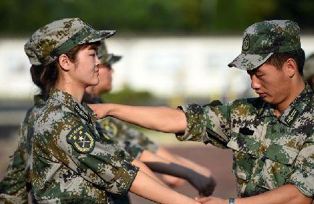 全力推動民兵軍事訓練提質增效